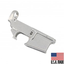 AR-15 80% Lower Receiver Raw (Made in USA)