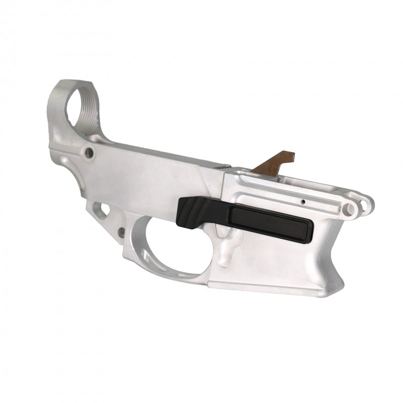 AR 9MM 80% Billet Lower Receiver RAW (Made in USA)