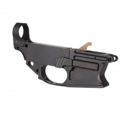 AR 9MM 80% Anodized Billet Lower Receiver Anodized (Made in USA)