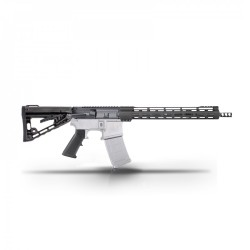 """AR15 5.56 NATO 16"""" Carbine Length Rifle Kit W/ Rogers Super Stock - (OPTIONS AVAILABLE)"""