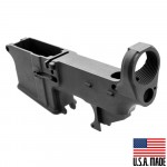 AR-15 80% Lower Receiver Anodized (Made in USA)