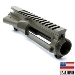 AR-15 Stripped Upper Receiver OD (CERAKOTE COATING) - Made in U.S.A