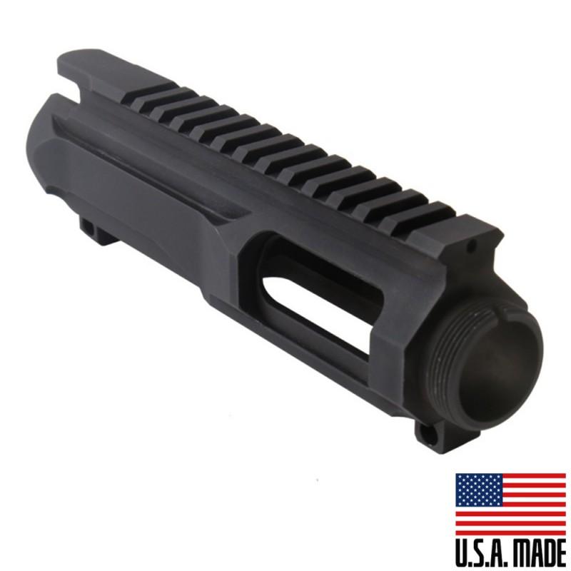 AR-9 ENHANCED 9MM AR-15 BILLET UPPER RECEIVER - BLACK (Made in USA)