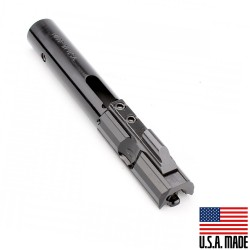 "AR 9mm Bolt Carrier Group- Black Nitride - ""MADE IN USA"" Engraving (Made in USA)"