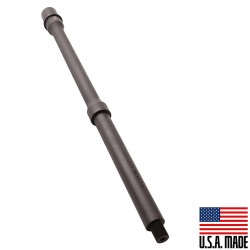 "5.56 NATO 16"" Inch Mid Length Barrel 1:7 Twist Parkerized Finish (Made in USA)"