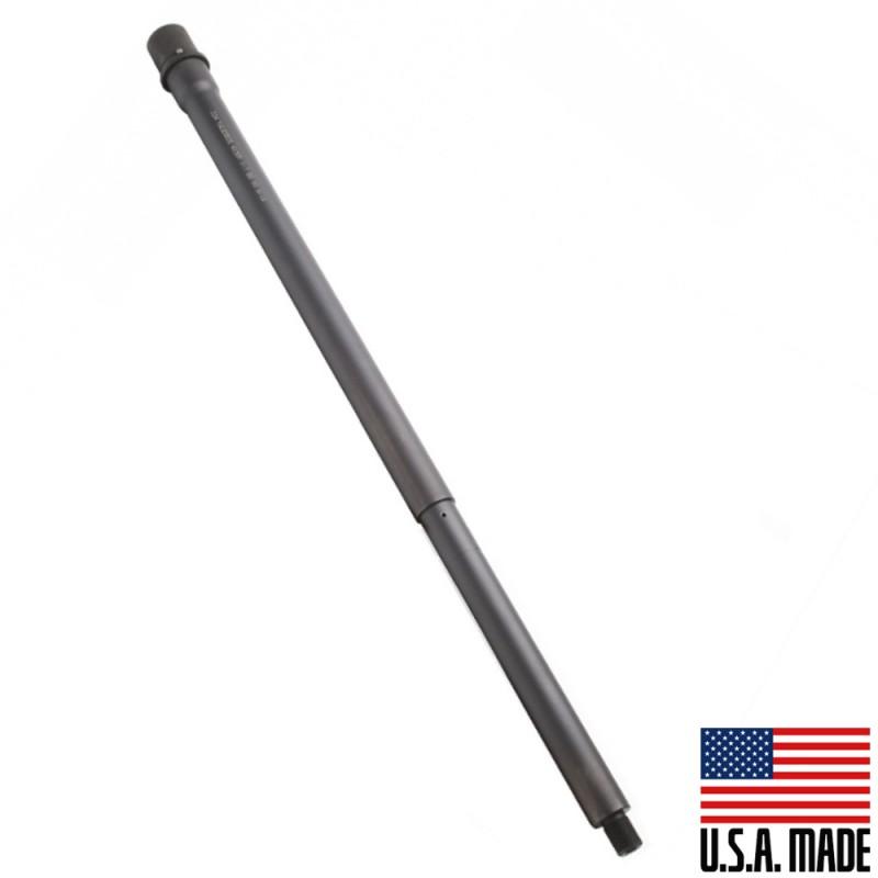 ".224 Valkyrie 20"" Black Nitride 1:7 Twist  Rifle Barrel (Made in USA)"