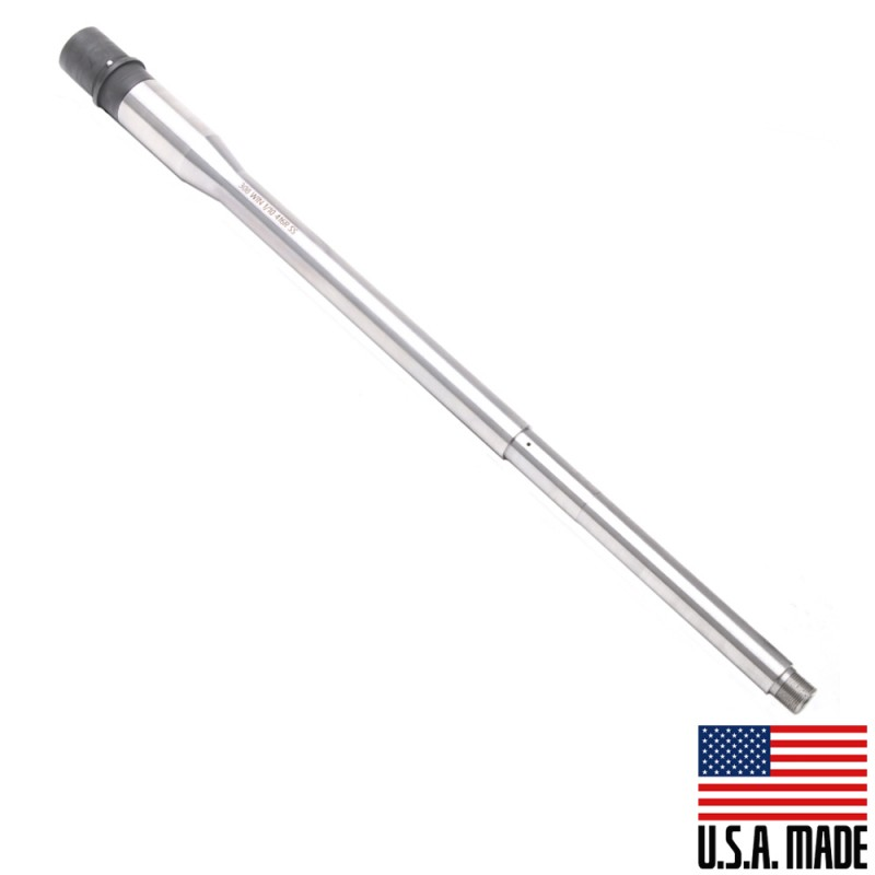 "AR10 20"" Rifle Length Barrel 1:10 Twist Stainless Steel (Made in USA)"
