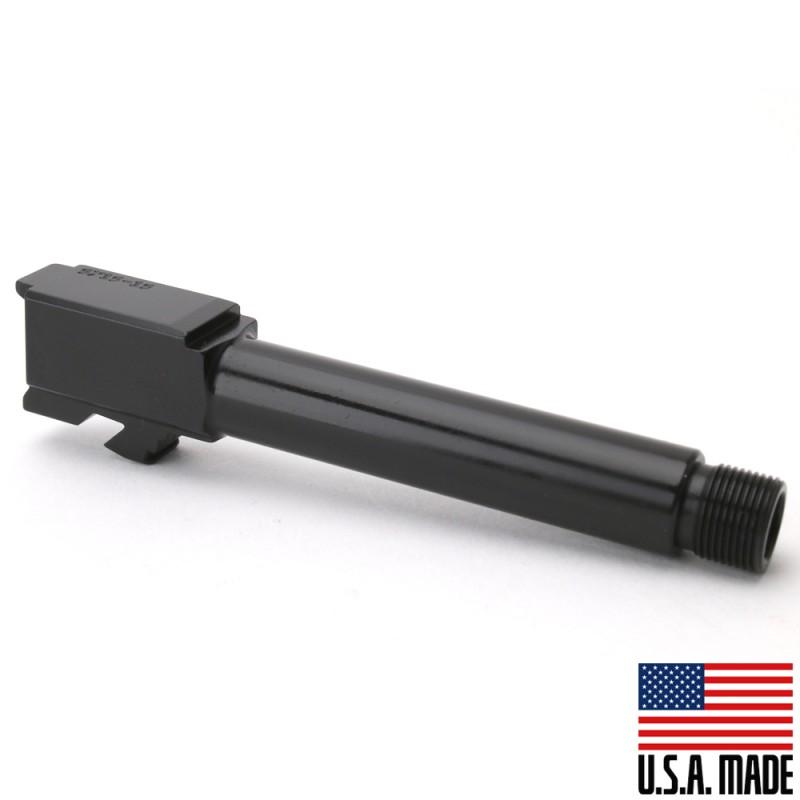 "Glock 19 Black Nitride 9mm ""Threaded"" Barrel (Made in USA)"