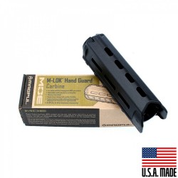 AR-15 Magpul MOE M-LOK Handguard Carbine Length Polymer - Black (MADE IN USA)