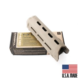 AR-15 Magpul MOE M-LOK Handguard Carbine Length Polymer - FDE (MADE IN USA)