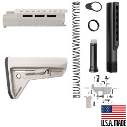 MAGPUL MOE SL CARBINE STOCK WITH HANDGUARD AND GRIP-SAND (Made in USA)