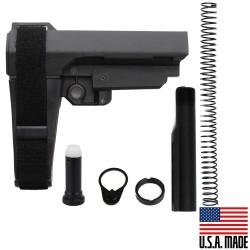 AR-10/LR-308 SB Tactical SBA3 Pistol Buffer Tube Kit