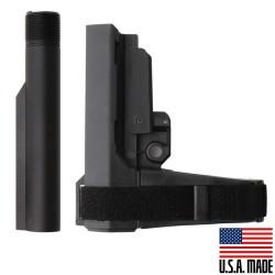 SB Tactical SBA3 Pistol Stabilizing Brace (USA) + Buffer Tube