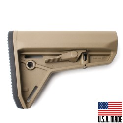 AR-15 Magpul MOE SL Carbine Mil-Spec Stock FDE (Made In USA)