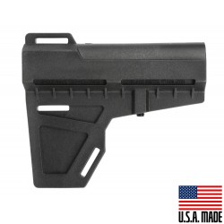 Lightweight Shockwave Blade Buffer Stock (Made in USA)
