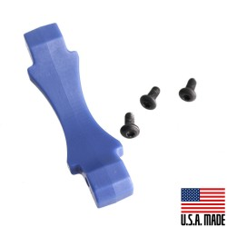 AR-15 Polymer Trigger Guard Assembly - Blue