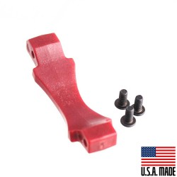 AR-15 Polymer Trigger Guard Assembly -Red