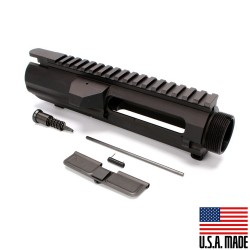 AR-10/LR-308 Complete Upper Receiver (USA) w/ Forward Assist & Dust Cover