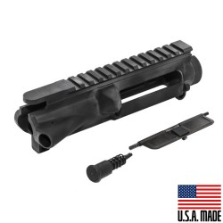 AR-15 Complete Upper Receiver (USA), Forward Assist & Dust Cover -Unassembly