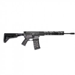 AR-15 Rifle Build Kit with Upper Build with Magpul MOE SL CARB Stock, Magpul Grip and Lower Parts Kit- Free Magpul Magazine