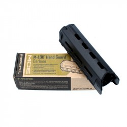 Magpul AR-15 MOE M-LOK Handguard Carbine Length Polymer Black (MADE IN USA)