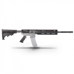 "AR-15 16"" 5.56 NATO Carbine Length Rifle Kit - Quad Rail Handguard - (OPTIONS AVAILABLE)"