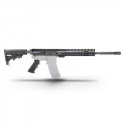 "AR15 16"" 5.56 NATO Carbine Length Rifle Kit - 10"" M-LOK Free Float Handguard with 2"" and 3"" Rails"