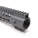 "AR-15 Keymod 7"" Super Slim Light Keymod Free Float Handguard"