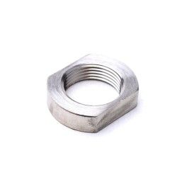 AR-10 Steel Jam Nut 5/8x24 Threaded - Stainless