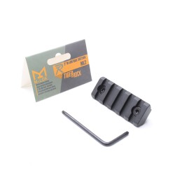 "2"" M-LOK Rail Section (Package)"