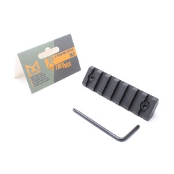 "3"" M-LOK Rail Section (Package)"