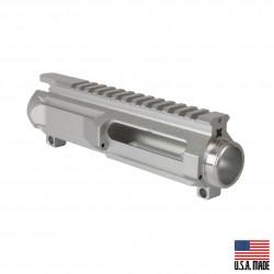 AR-15 Billet Upper Receiver RAW (Made In USA)