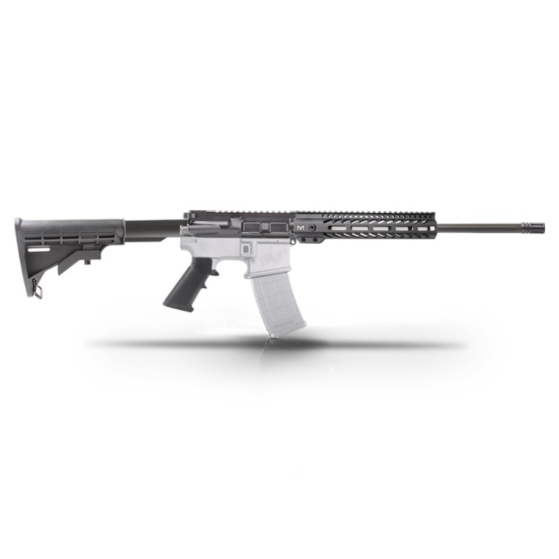 "AR 224 Valkyrie 20"" Rifle Kit - W/ 10"" M-LOK Free Float Handguard with 2"" and 3"" Rails"