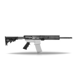 "AR 300 Blackout 16"" Rifle kit - 10"" Keymod Free Float Handguard"