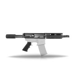 "AR 300 Blackout 7.5"" Kit - 7"" Quad Rail Handguard"