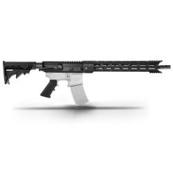 "AR 308 18"" RIFLE BUILD KIT W/ 15"" M-LOK HANDGUARD"