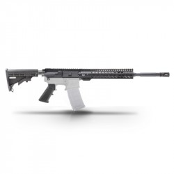 "AR15 16"" 5.56 NATO Carbine Length Rifle Kit - 10"" M-LOK Free Float Handguard with 2"" and 3"" Rails"