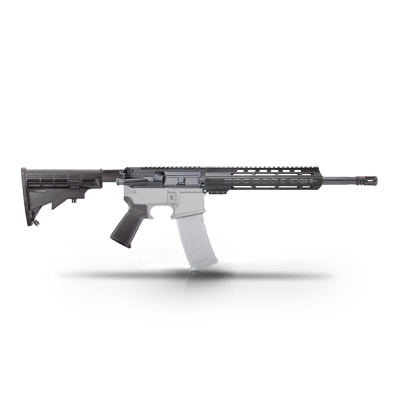 "AR15 16"" RIFLE BUILD KIT W/15"" Keymod HANDGUARD"