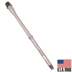 "5.56 NATO 16"" Rifle Barrel 1:7 Twist  - Stainless ""Pencil""  (Made in USA)"