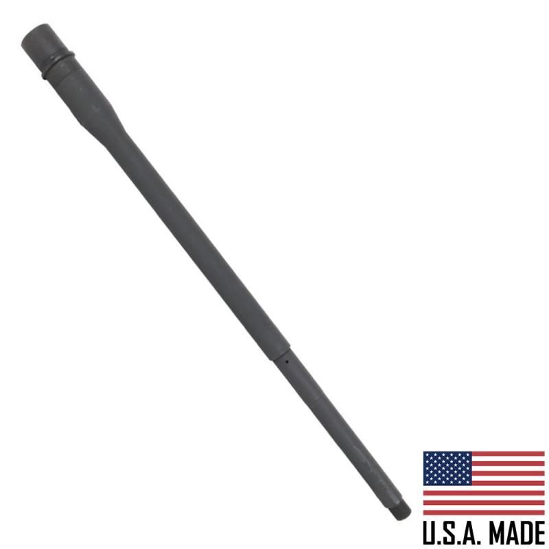 "AR-10/LR-308 20"" Rifle Length Barrel 1:10 Twist Parkrized (Made in USA)"