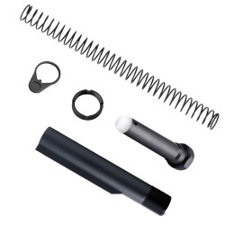 AR-15 M4 Buffer Tube Kit - 6 Position