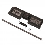 AR-15 Ejection Port Dust Cover Engraving - Lead