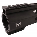 AR-10 M-Lok Super Slim Free Float Handguard -Black (OPTIONS AVAILABLE)