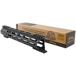 "AR-10/LR-308 M-Lok 12"" Super Slim Free Float Handguard"
