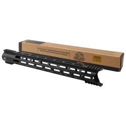 "AR-10/LR-308 M-Lok 18"" Super Slim Free Float Handguard"