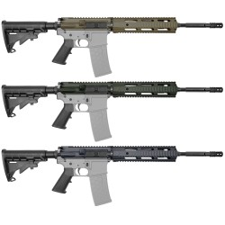 "AR-15 5.56 NATO 16"" RIFLE KIT WITH 10"" HANDGUARD (OPTION AVAILABLE)"