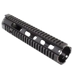 """AR-15 10"""" Mid Length Free Float Quad Rail w/ Barrel nut"""
