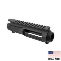 AR-15 Custom Lightweight Side Cut Billet Upper Receiver (Made In USA)