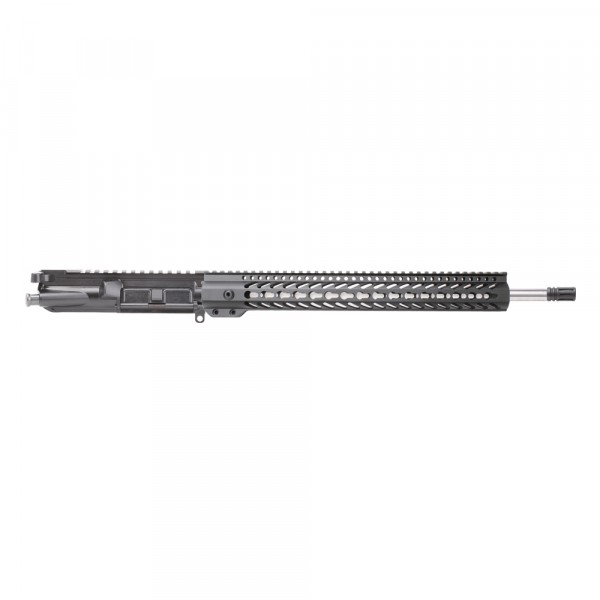 "AR 224 VALKRIE 20"" STAINLESS RIFLE LENGTH 1:7 TWIST W/ 15"" KEYMOD HANDGUARD - COMPLETE UPPER"