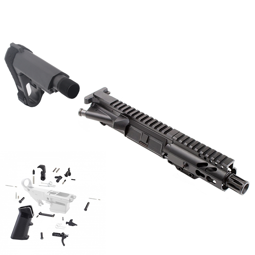 AR-9MM-4-5-PISTOL-BUILD-KIT-W-4-KEYMOD-HANDGUARD-BCG-LPK-SBA3-KIT